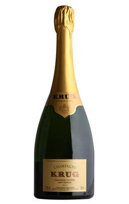 Champagne Krug, Grande Cuvée, 168ème Édition, Brut