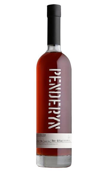 Penderyn, Tawny Port Pipe, Single Cask, Single Malt Whisky, Wales (60.5%)