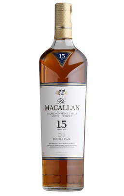 The Macallan, 15-Year-Old, Double Cask, Single Malt Scotch Whisky (43%)