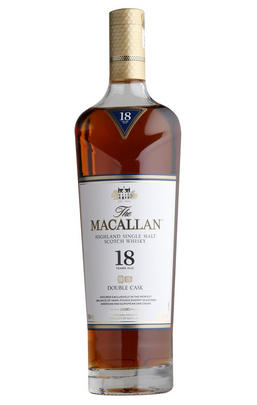 The Macallan, Double Cask, 18-Year-Old, Highland, Single Malt Scotch Whisky (43%)