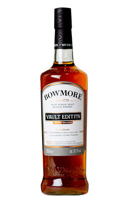 Bowmore, Vaults, Second Release, Islay, Single Malt Scotch Whisky (50.1%)