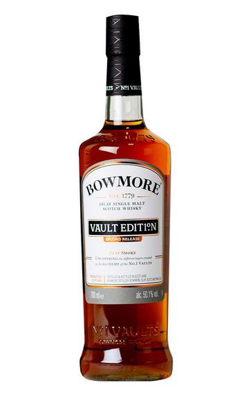 Bowmore, Vaults, Second Release, Islay, Single Malt Scotch Whisky (50.1%)