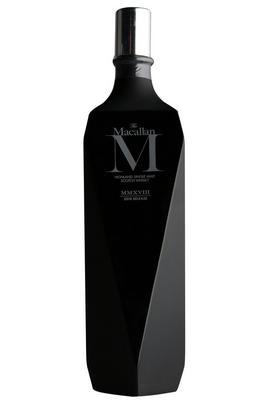 The Macallan, M Black, 2018 Release, Single Malt Scotch Whisky, Speyside (46.5%)