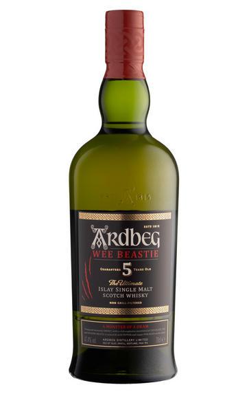 Ardbeg, Wee Beastie, Islay, Single Malt Scotch Whisky (47.4%)