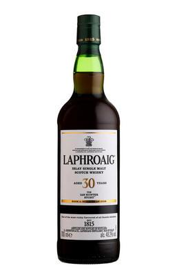 Laphroaig, The Ian Hunter Story, Book2: Building An Icon, Aged 30 Years, Islay, Single Malt Scotch Whisky, (48.2%)