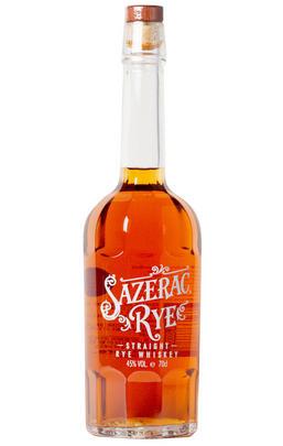 Buffalo Trace, Sazerac, Straight Rye Whiskey, USA (45%)