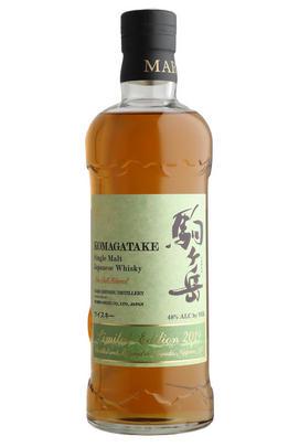 Mars Komagatake, Limited Edition, 2019 Bottling, Japanese Whisky (48%)