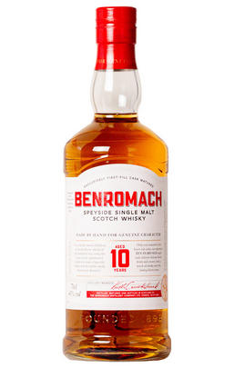 Benromach, 10 Year-old, Speyside, Single Malt Scotch Whisky (43%)