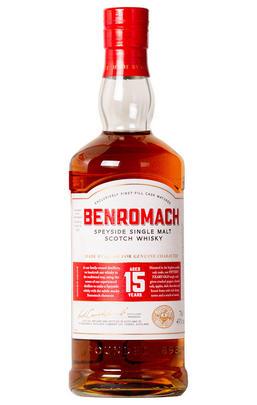 Benromach 15 Year-old, Speyside, Single Malt Scotch Whisky (43%)