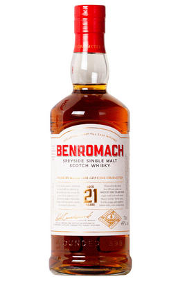 Benromach, 21 Year-old, Speyside, Single Malt Scotch Whisky (43%)