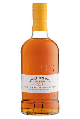 Tobermory, 23-Year-Old, Oloroso Cask Finish, Isle of Mull, Single Malt Scotch Whisky (46.3%)