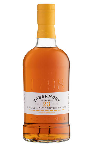 Tobermory, 23-Year-Old, Oloroso Cask Finish, Isle of Mull, Single Malt Scotch Whisky (46.3%)