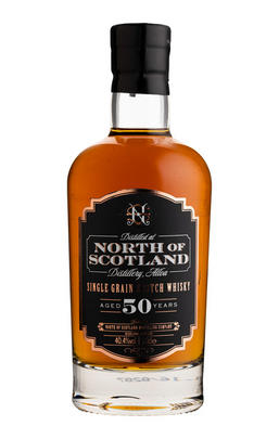 North of Scotland, 50-Year-Old, Lowland, Single Grain Scotch Whisky (40.4%)
