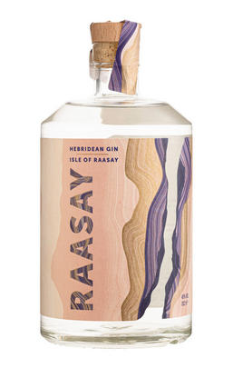 Isle of Raasay Distillery, Hebridean Gin, Scotland (46%)