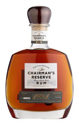 Saint Lucia Distillers, Chairman's Reserve, 1931 Rum, Saint Lucia (46%)
