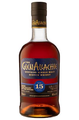 Glenallachie, 15-Year-Old, Speyside, Single Malt Scotch Whisky (46%)