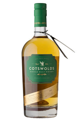 The Cotswolds Distillery, Peated Cask, Single Malt Whisky, England (60.2%)