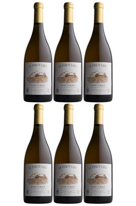 Vouvray Mont, Domaine Gaston Huet, Assortment case, 2015 Release(6bts)