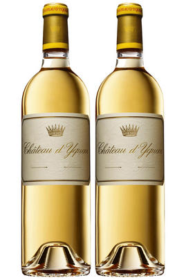 Château d'Yquem, Sauternes, Vertical (2011 & 2013), Two-Bottle Assortment Case