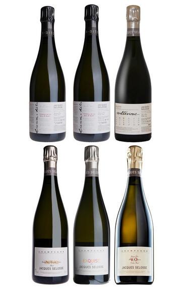 Champagne Selosse, L.Dits (2016), 1xBdC,1xSlM,1xLCF,1xLC,1xLCA,1xCdC