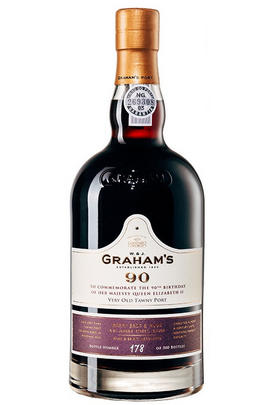 Graham's 90, Very Old Tawny Port