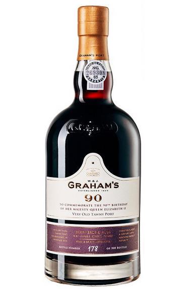Graham's 90, Very Old Tawny Port
