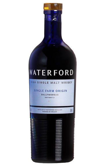 Waterford, Single Farm Origin Ballymorgan 1.1 , Single Malt Whisky, Ireland (50%)