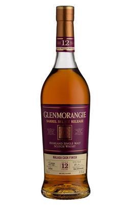 Glenmorangie, Barrel Select Release, Malaga Cask Finish, 12-Year-Old, Highland, Single Malt Scotch Whisky (47.3%)