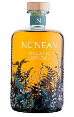 Nc'nean Distillery, Organic Batch 2, Highland, Single Malt Scotch Whisky (46%)