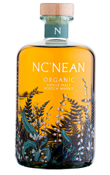Nc'nean Distillery, Organic Batch 2, Highland, Single Malt Scotch Whisky (46%)