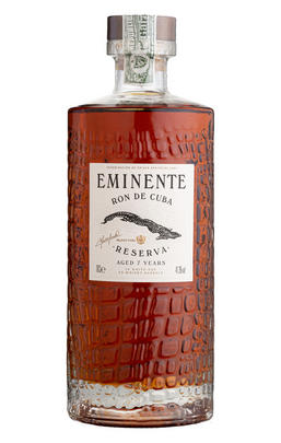 Eminente, Reserva, 7-Year-Old, Rum, Cuba (41.3%)