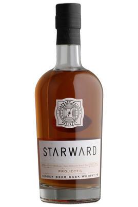 Starward, Projects Ginger Beer Cask, Single Malt Whisky, Australia (48%)