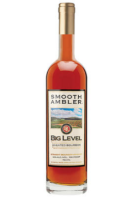 Smooth Ambler, Big Level, Wheated Bourbon Whiskey, USA (50%)