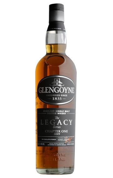 Glengoyne, Legacy Series: Chapter 1 2019, Single Malt Whisky, (58.9%)