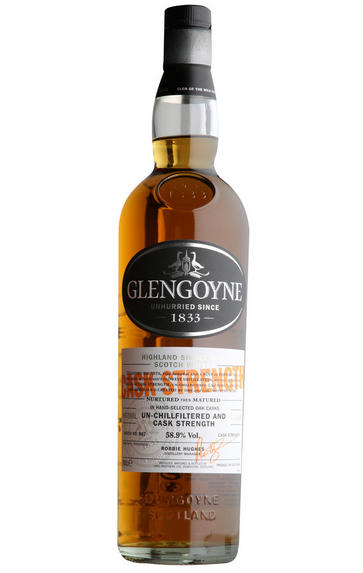 Glengoyne, Cask Strength Batch 007, Single Malt Scotch Whisky, (58.9%)