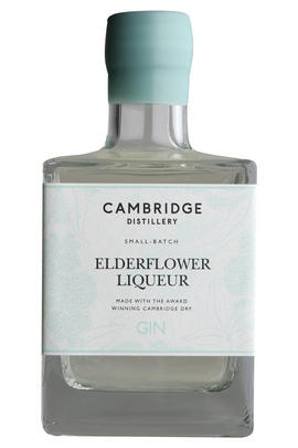 Elderflower Liqueur, The Cambridge Distillery (21%)