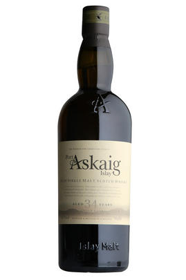 Port Askaig, 34-year-old, Islay, Single Malt Scotch Whisky, (49.7%)