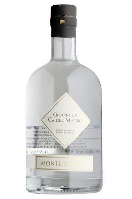 Grappa di Ca' Del Magro, Da Vinacce Bianco di Custoza, Monte del Frá, Italy