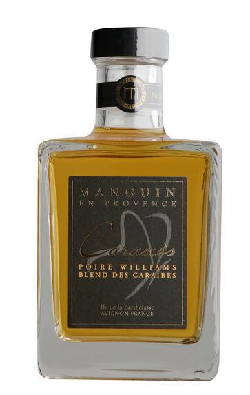 Carazès Poire & Rum Liqueur, Caraibes Blend, Maison Manguin, 45%