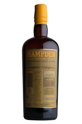 Hampden Estate Rum, Jamaica, 46.0%