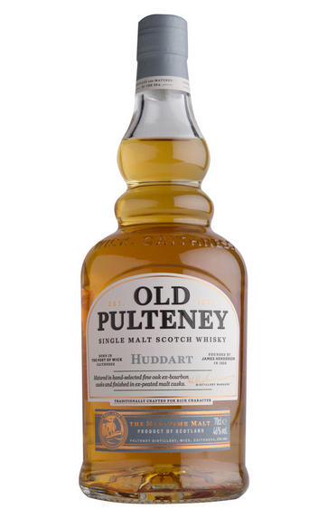 Old Pulteney Huddart, Highland, Single Malt Scotch Whisky, (46.0%)