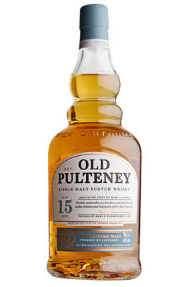 Old Pulteney, 15-year-old, Highland Single Malt Scotch Whisky (46%)