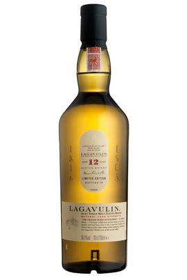 Lagavulin 12 Year-old, Single Malt Scotch Whisky, Bottled 2018, 57.8%