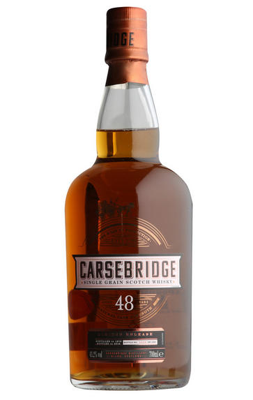 Carsebridge, 48 year-old, Bottled 2018, (43.2%)