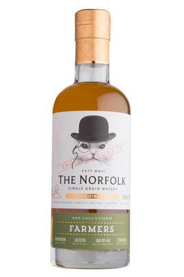The Norfolk Farmers, Single Grain English Whisky, 45%