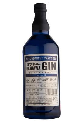 Masahiro Gin, Recipe No. 1, Okinawa (47%)