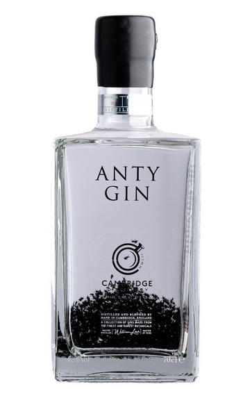 Anty Gin with 5cl Ant Distillate, Cambridge Distillery (42%)