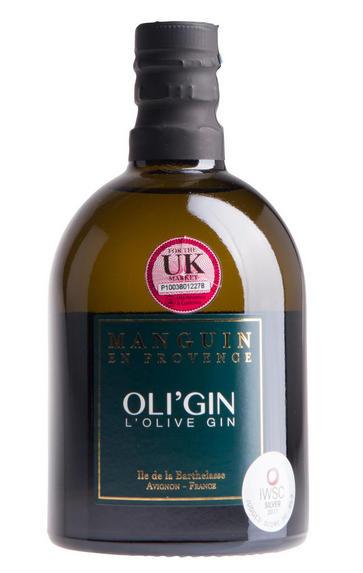 Maison Manguin, Oli'Gin, L'Olive Gin, 41.0%