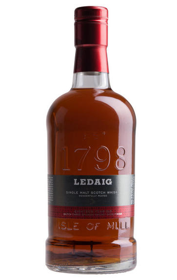 Ledaig 18 Years, No.3, Sherry Cask, Single Malt Scotch Whisky (46.3%)