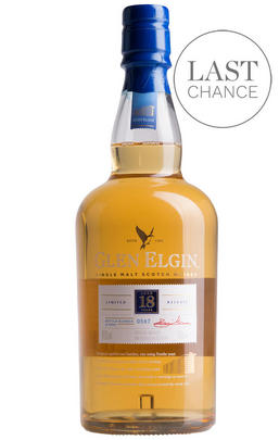 Glen Elgin 18 Year-old, Single Malt Scotch Whisky, Bottled 2017, 51.2%